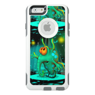 RUSS ALIEN 2 CARTOON Apple iPhone 6  CS W