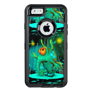 RUSS ALIEN 2 CARTOON Apple iPhone 6  DF