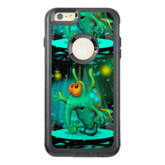 RUSS ALIEN 2 CARTOON Apple iPhone 6 Plus  CS