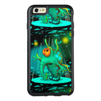 RUSS ALIEN 2 CARTOON Apple iPhone 6 Plus   SS