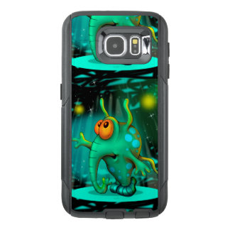 RUSS ALIEN 2 CARTOON Samsung Galaxy S6  CS