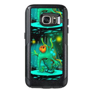 RUSS ALIEN 2 CARTOON Samsung Galaxy S7  CS