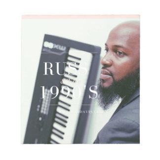 Russ Keyboard Player Notepad