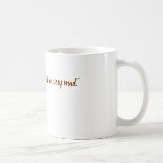 RUSS Mug- VERY MAD Coffee Mug