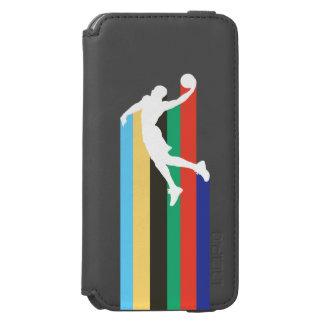 Russel Westbrook NBA wallet iphone case Incipio Watson™ iPhone 6 Wallet Case