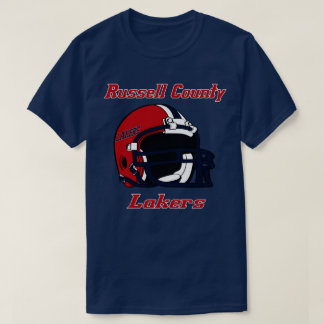 Russell County  Lakers HighSchool Kentucky T-Shirt