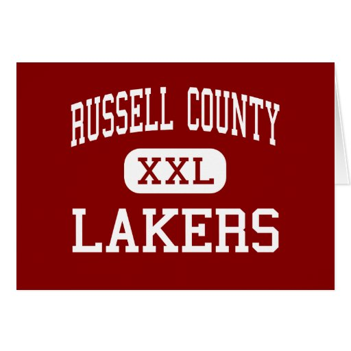 Russell County - Lakers - Middle - Russell Springs Card