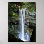 Russell Falls, Tasmania, Australia Posters