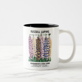 Russell Lupins, Roudabush's Seed Store Coffee Mugs