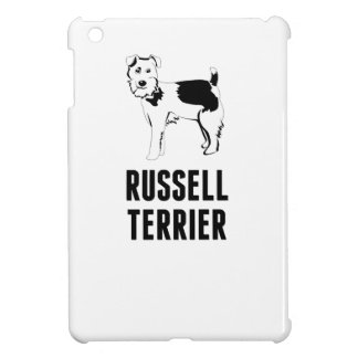 Russell Terrier iPad Mini Covers