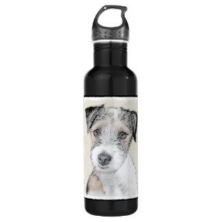Russell Terrier (Rough) 710 Ml Water Bottle