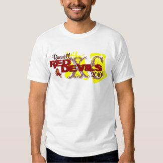 Russell XC 2010 design 2 Tshirts