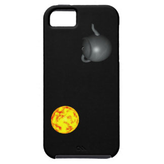 Russel's Teapot - iPhone 5 case