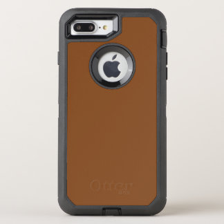 Russet Brown Otterbox Defender iPhone 7 PLUS Case