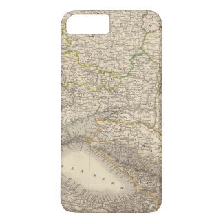 Russia and Europe 3 iPhone 7 Plus Case