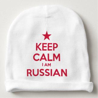RUSSIA BABY BEANIE