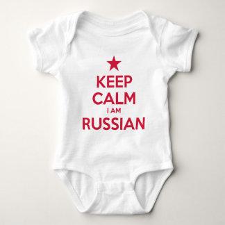 RUSSIA BABY BODYSUIT
