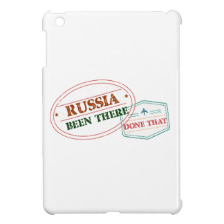 Russia Been There Done That iPad Mini Case