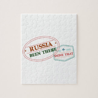 Russia Been There Done That Jigsaw Puzzle