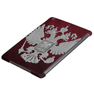 Russia coat arms iPad air cover