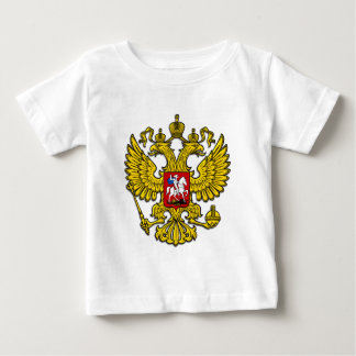 Russia Crest Tee Shirts