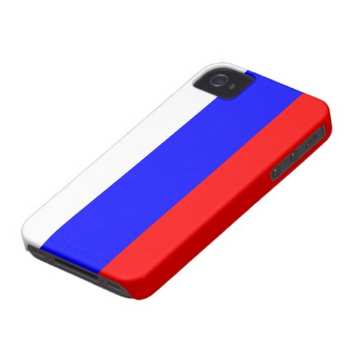Russia Flag Blackberry Bold Cases