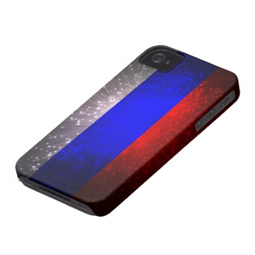 Russia Flag Firework Blackberry Bold Covers