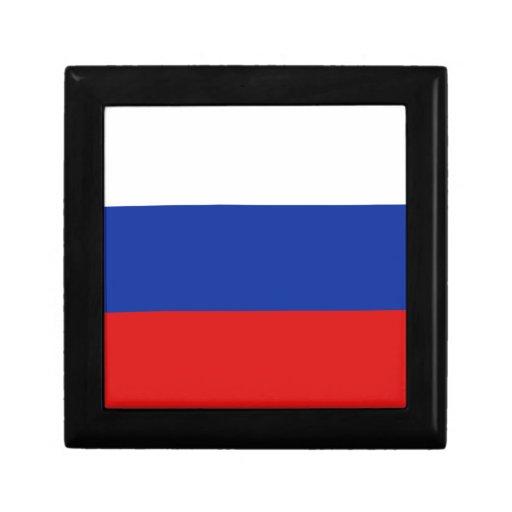 Russia Flag Gift Box