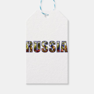 russia gift tags