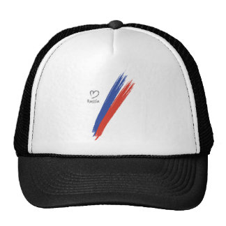 Russia Mesh Hat