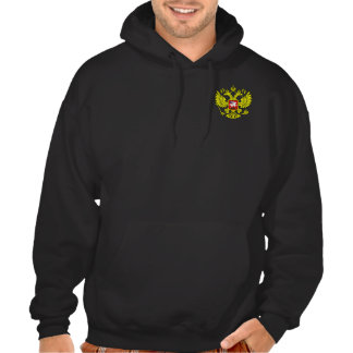 Russia Hoodie - Full Color - English