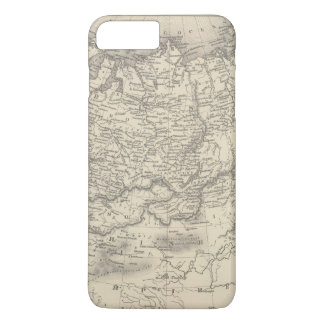 Russia in Asia and Tartary iPhone 7 Plus Case