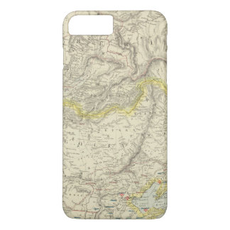 Russia in Asia, Chinese Empire iPhone 7 Plus Case