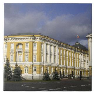 Russia, Moscow, Kremlin, Senate Palace, Large Square Tile