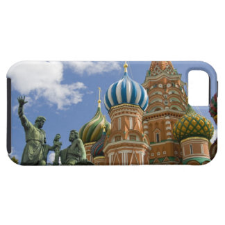 Russia, Moscow, Red Square. St. Basil's 3 Tough iPhone 5 Case