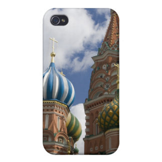Russia, Moscow, Red Square. St. Basil's 4 Case For The iPhone 4