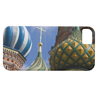 Russia, Moscow, Red Square. St. Basil's iPhone 5 Covers