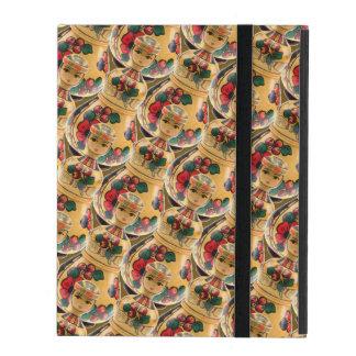 Russia - Russia babushka IPad covering iPad Cover