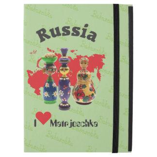 "Russia - Russia babushka IPad covering iPad Pro 12.9"" Case"