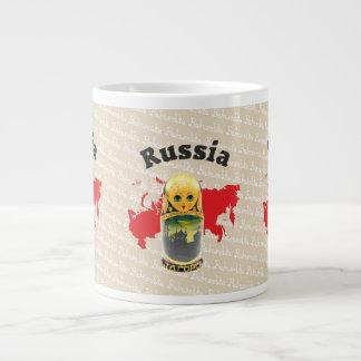 Russia - Russia babushka - Matrjoschka cup