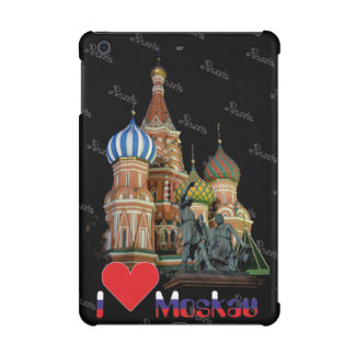 Russia - Russia Moscow IPad Case