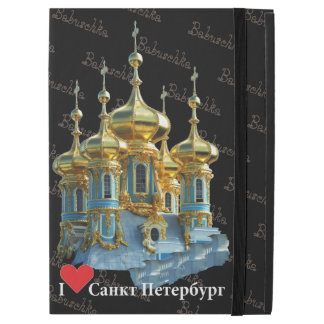 "Russia - Russia St. Petersburg IPad covering iPad Pro 12.9"" Case"