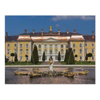 Russia, Saint Petersburg, Peterhof, Grand Palace 3 Postcard
