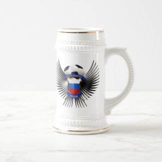 Russia Soccer Champions Beer Stein