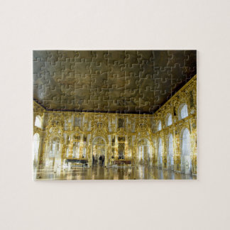 Russia, St. Petersburg, Catherine's Palace (aka 2 Jigsaw Puzzles