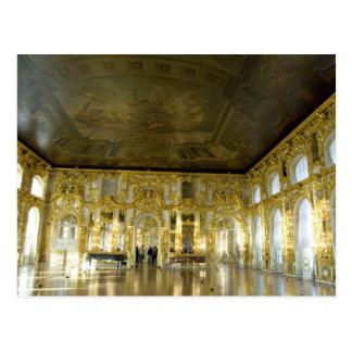 Russia, St. Petersburg, Catherine's Palace (aka 2 Postcard