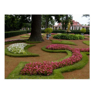 Russia, St. Petersburg, Peterhof Palace aka Postcard