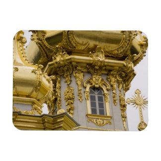 Russia, St. Petersburg, Peterhof Palace (aka Rectangular Photo Magnet