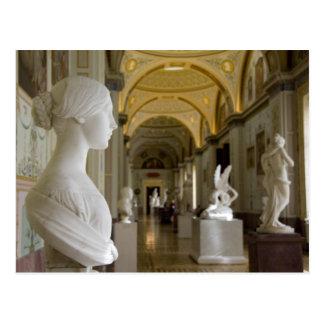 Russia, St. Petersburg, The Hermitage (aka 2 Postcard