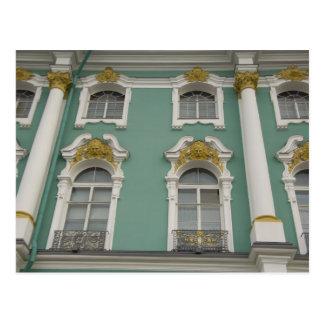 Russia, St. Petersburg, The Hermitage (aka 6 Postcard